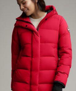Canada Goose Alliston Jacket Punainen