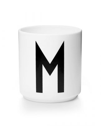 Design Letter kuppi M