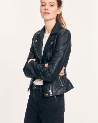 Samsoe&Samsoe Duris Jacket Musta
