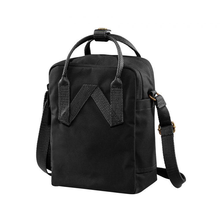 Fjällräven Kånken Sling Bag Musta