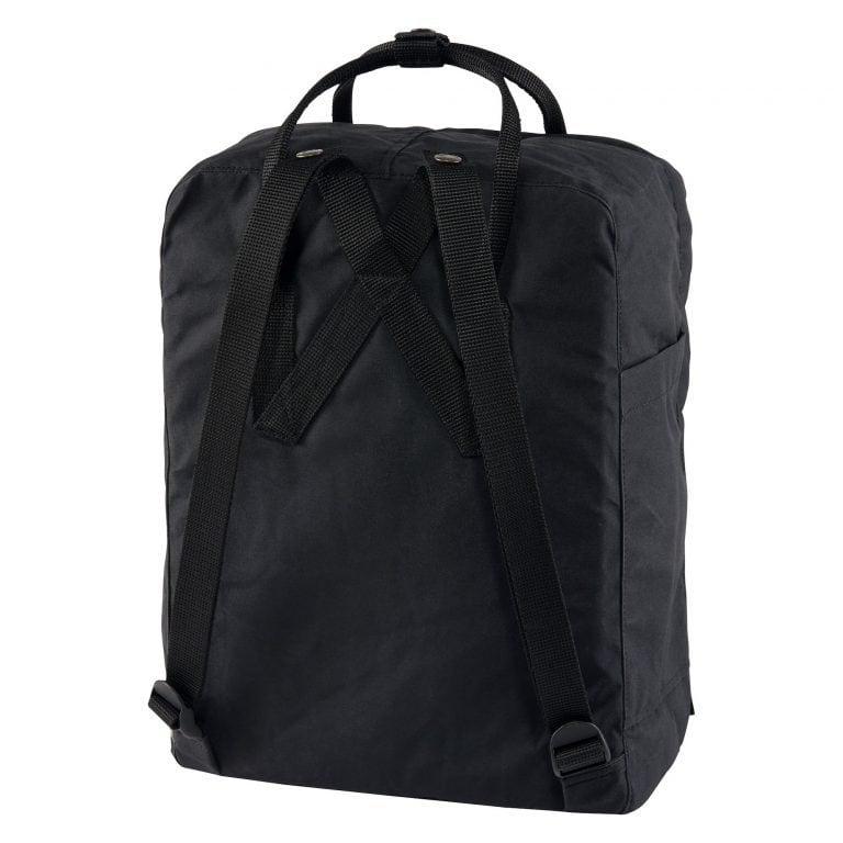Fjällräven Kånken Backpack Musta