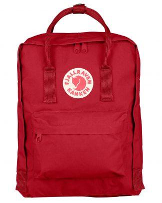 Fjällräven Kånken Backpack Punainen