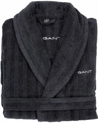 Gant Home Line Robe Tumma Harmaa
