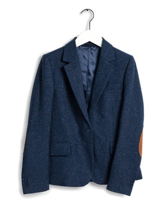 Cant Women Donegal wool blazer