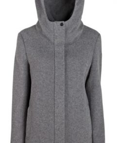 Nål Parka Wool Jacket Women Harmaa