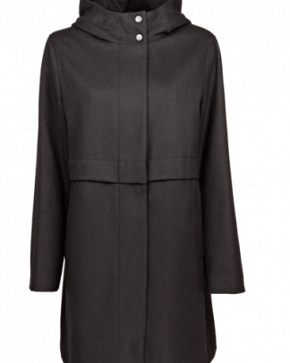 Nål Lund functional wool coat
