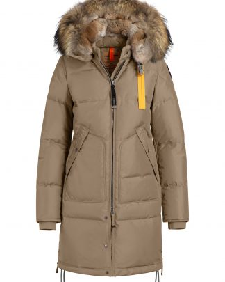Parajumpers Long Bear Down Coat Cappucino