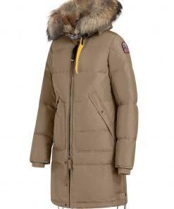 Parajumpers Long Bear Down Coat Cappucino