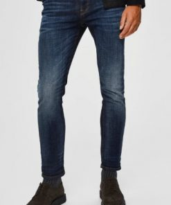 Selected Slim-Leon 6164 D. Jns W Blue Sininen