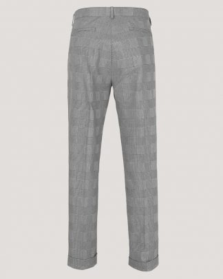 Samsoe&Samsoe Lincoln Trousers 10945 Musta
