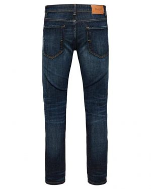 Selected Slim-Leon 6164 D. Jns W Blue Sininen