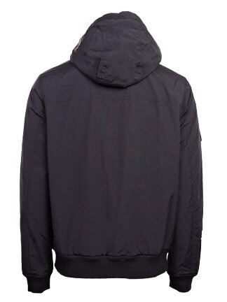 Tommy Jeans Padded Nylon Jacket Musta