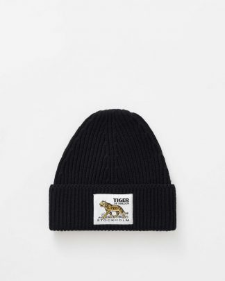 Tiger Of Sweden Hollein Hat Musta