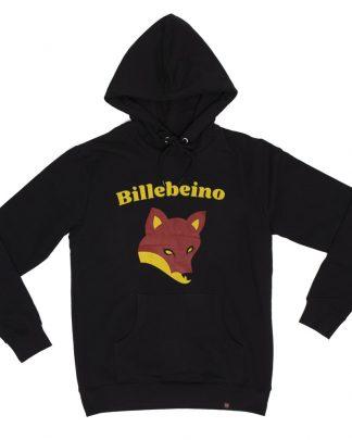 Billebeino Fox Hoodie Musta