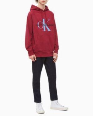 Calvin Klein Jeans Monogram Hoodie