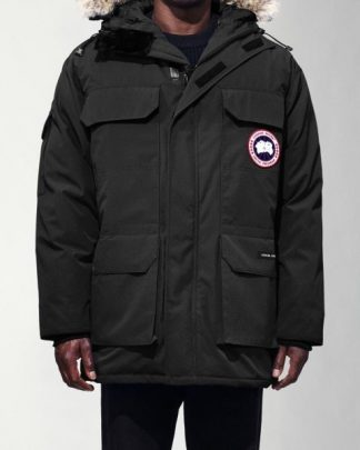 Canada Goose Expedition Parka Black Musta