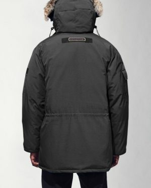 Canada Goose Expedition Parka Grey Tumma Harmaa