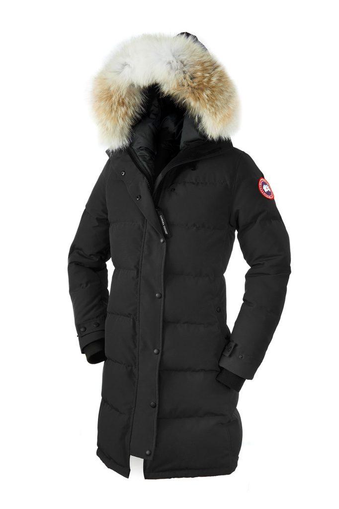 Canada Goose Shelburne Parka Black