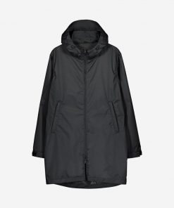Makia Gust Jacket Musta