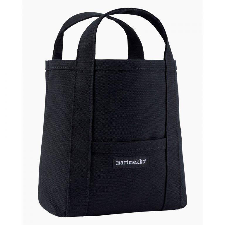 Marimekko Mini Peruskassi Bag Musta
