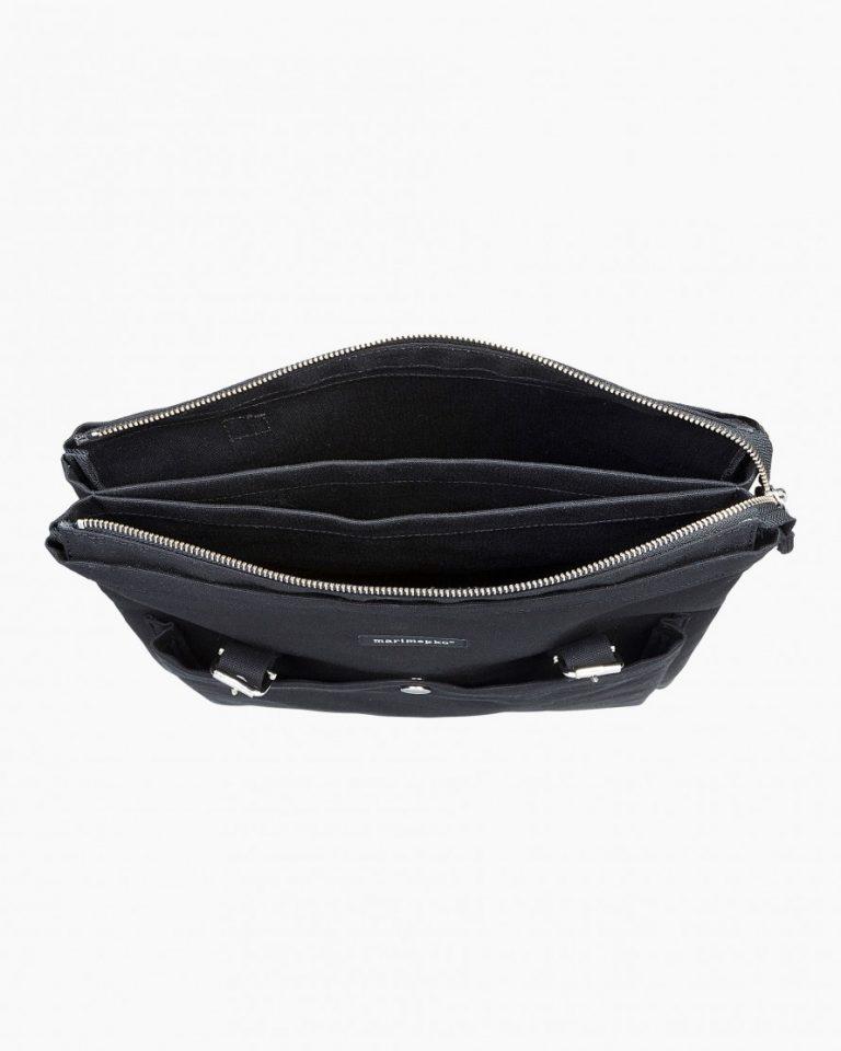 Marimekko Normi Backbag Musta