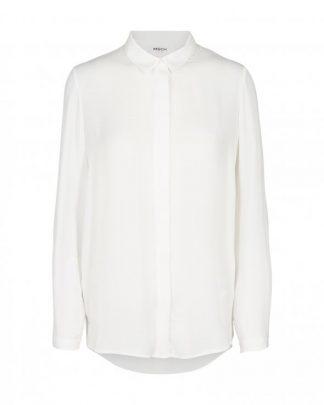 Moss Copenhagen Blair Shirt Luonnon Valkoinen