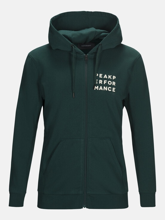 Peak Performance Ground Zip Hood