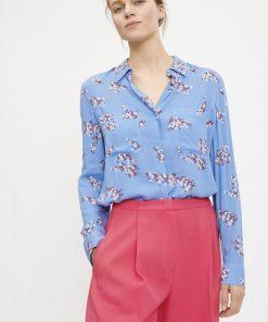Samsoe&Samsoe Milly Shirt Sininen