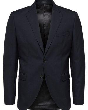 Selected Slim-Mylohigh Blazer Tumman Sininen