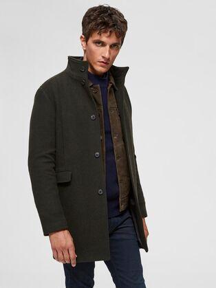 Selected Mosto Wool Coat