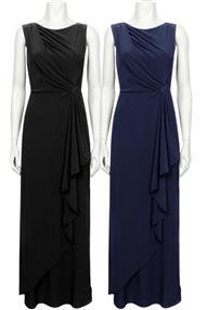 Sti Charity Dress Musta