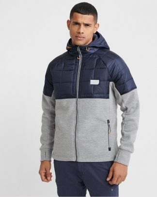 Superdry Polar Fleece Hybrid