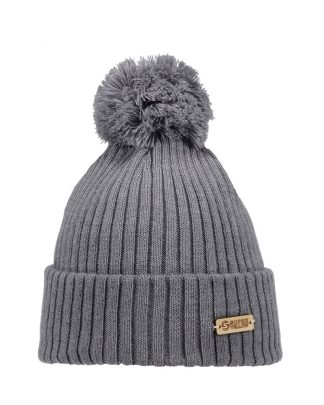 Superyellow kid beanie