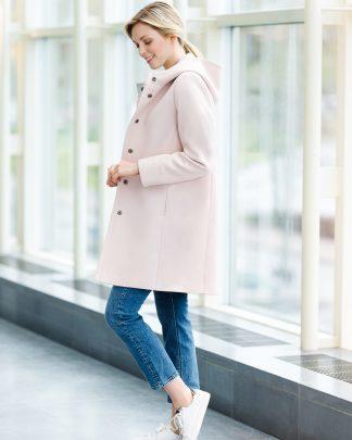 STI Kassel Coat Keltainen