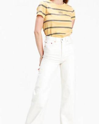 Levi´s ribcage wideleg jeans