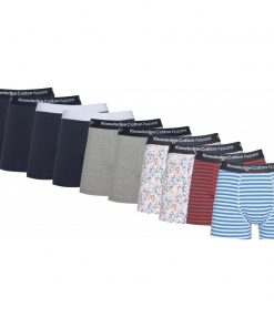 Knowledge Cotton Apparel Maple 6-Pack Underwear