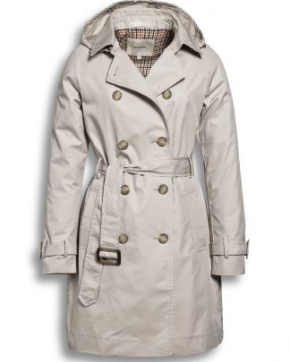 Beaumont Classic Trench Coat Kitti