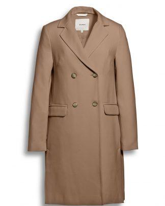 Beaumont Doublebreasted Blazer Coat Kamel