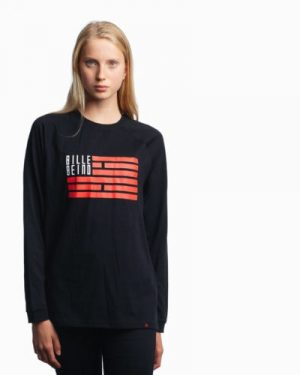 Billebeino Flag long sleeve t-shirt
