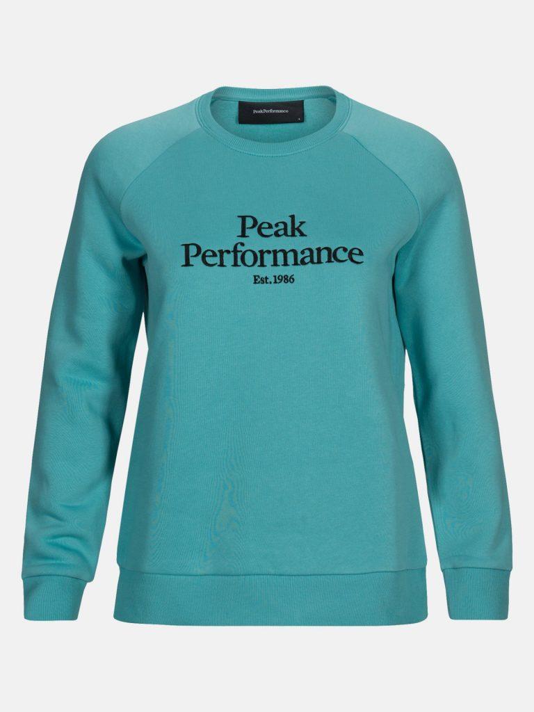 Peak Performance W Original Crew Musta