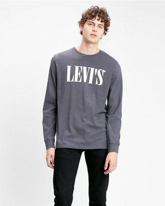 Levis ls garphic tee serif