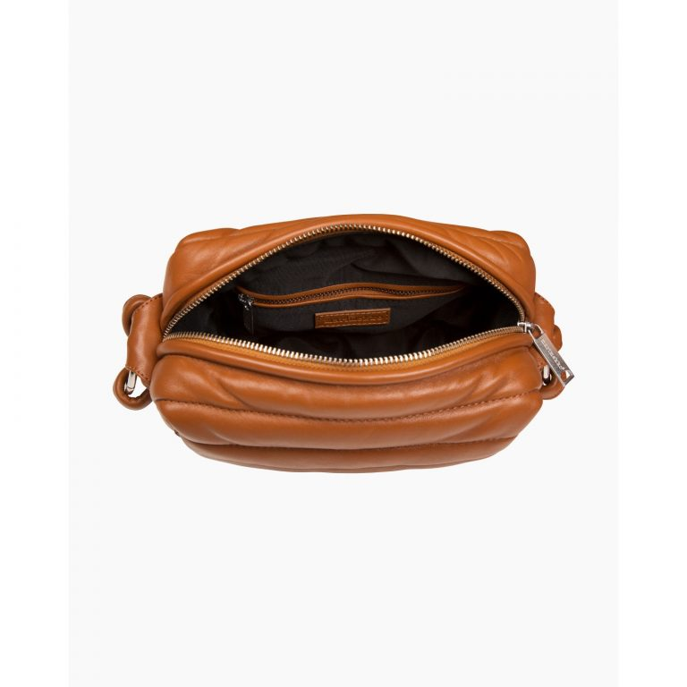 Marimekko Mini Pixie Bag Konjakki