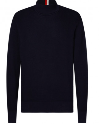 Tommy Hilfiger Sleeve branded knitted sweater