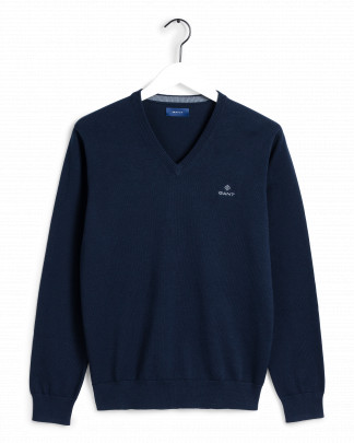 Gant cottobn v-neck sweater