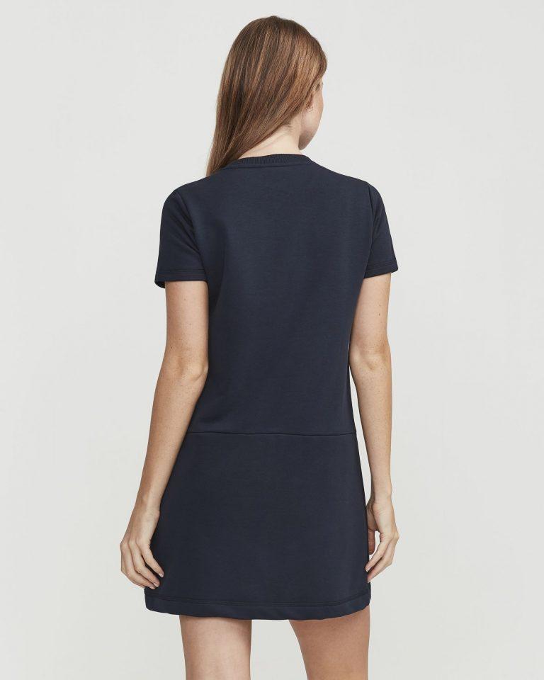 Holebrook Vanja Dress Tummansininen