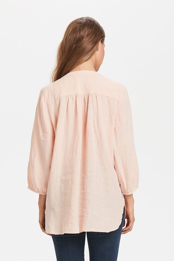 Part Two Lydia Linen Shirt Roosa