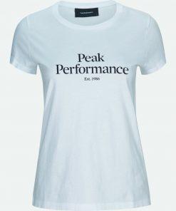Peak Performance Original Tee Valkoinen