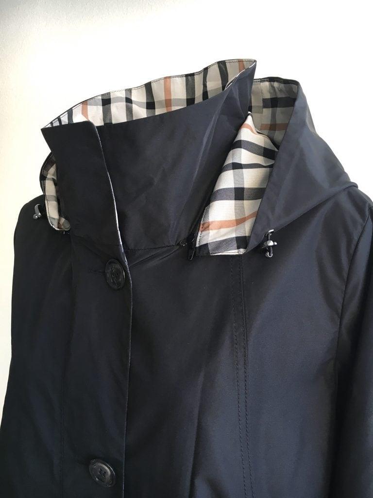 STI Spring Jacket Musta
