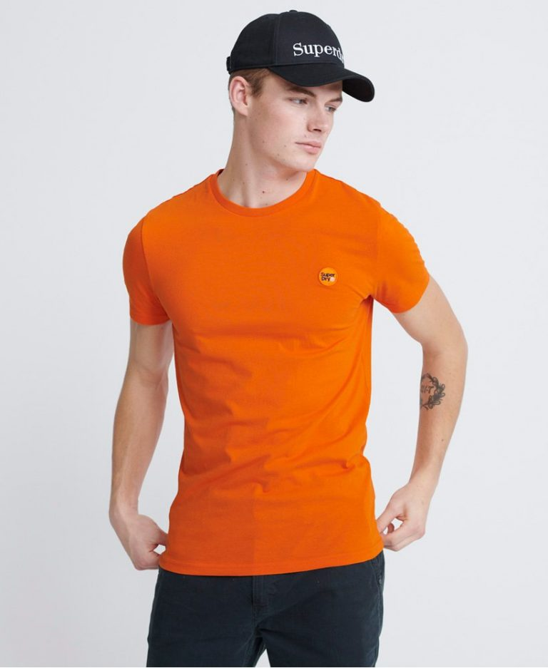 Superdry Collective Tee Oranssi