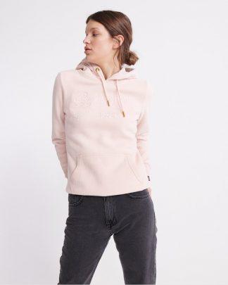 Superdry outline hoodie